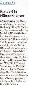 Barmstedter Zeitung vom 1.12.2015