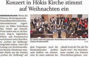 Barmstedter Zeitung vom 10.12.2015