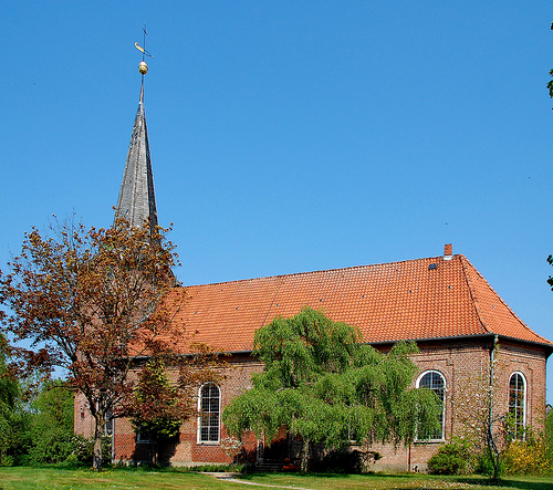 Pfingstgottesdienst in Hohenfelde @ St. Nikolai Kirche Hohenfelde