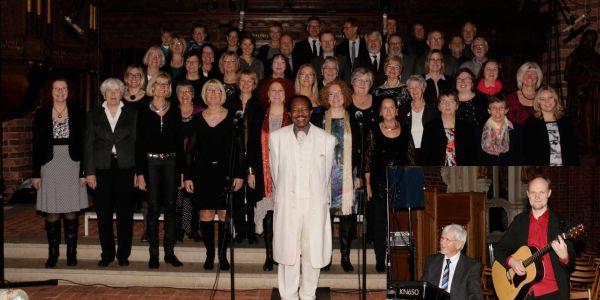 Gospelchor Pahlen am 1. April 2017 in Hohenfelde