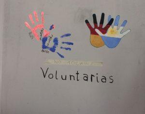 Voluntarias