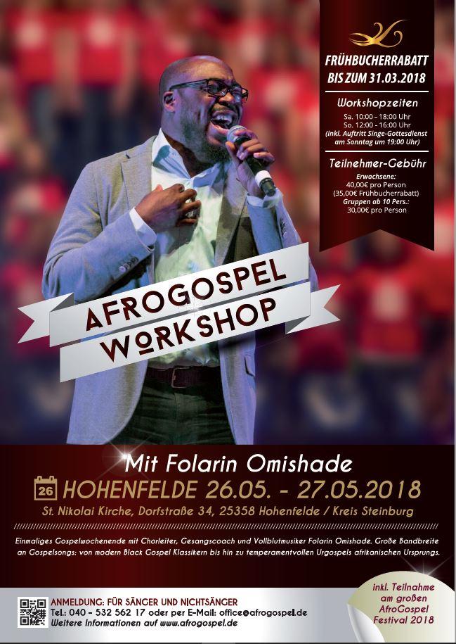AfroGospel Workshop