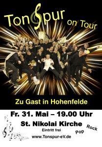 Konzert Tonspur Chor @ St Nikolai Kirche Hohenfelde
