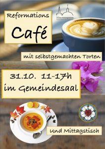 Reformationstag @ Gemeindesaal Hörnerkirchen | Brande-Hörnerkirchen | Schleswig-Holstein | Deutschland